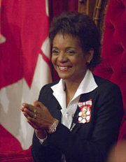 Michaëlle Jean, Governor General