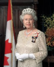 Queen Elizabeth II, Queen of Canada