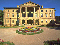 Province House, opened in 1847, is Prince Edward Island's provincial legislature and a National Historic Site.